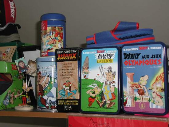 Ma collection Astérix