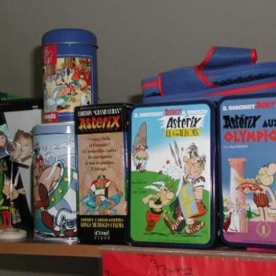 Ma collection Astérix