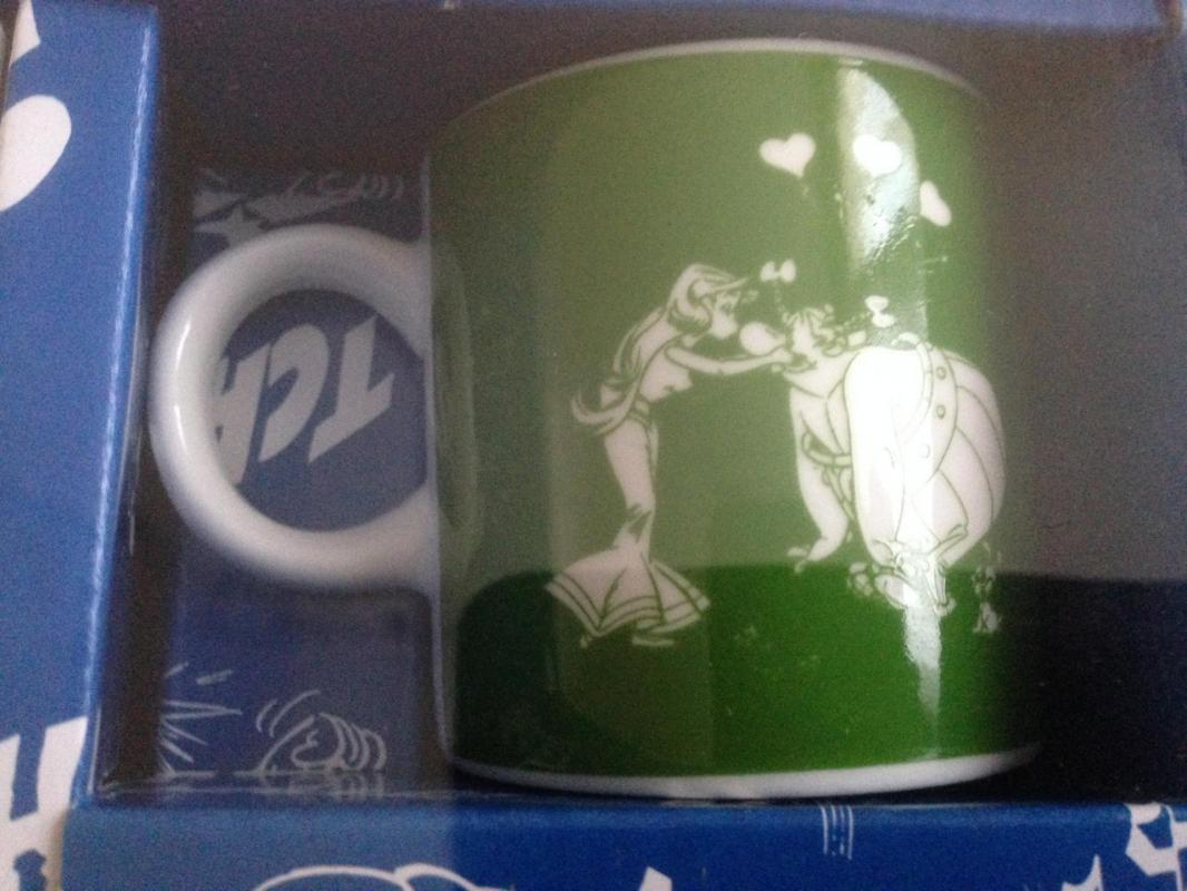 mug marabout 2017 vert