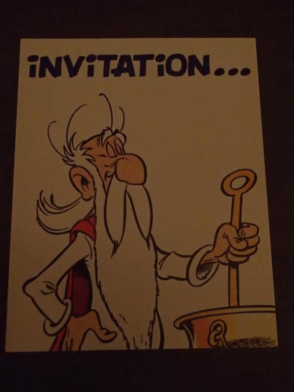 carte invitation 95
